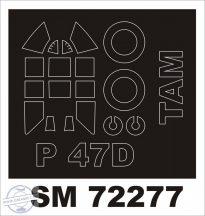 P-47 RAZORBACK - Tamiya