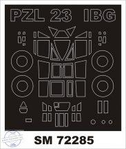 PZL P-23 KARAS - IBG