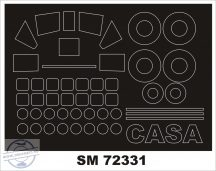 CASA C.212 - 1/72 - Special Hobby
