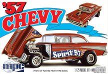 "1957 Chevy Flip Nose ""Spirit of 57"" - 1/25"