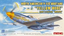 """North American P-51D Mustang """"Yellow Nose"""" - 1/48"""