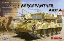 German Armored Recovery Vehicle Sd.Kfz.179 Bergepanther Ausf.A - 1/35