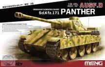 German Medium Tank Sd.Kfz.171 Panther Ausf.D