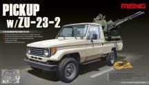 Pickup  Zu-23-2 - 1/35