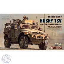 British Army Husky Tactical Support Vehicle - 1/35