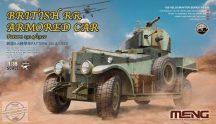 British RR Armored Car Pattern 1914/1920 - 1/35