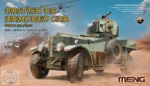 British RR Armored Car Pattern 1914/1920 - 1/35