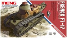 French Ft-17 Light Tank (Cast Turret) interior kit
