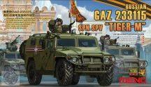 """Russian Gaz 233115 """"Tiger-M"""" Spn Spv - 1/35"""