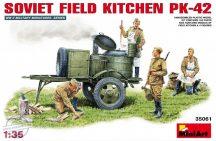 Soviet Field Kitchen KP-42 - 1/35