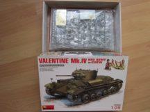 Valentine MK.IV Red Army w/crew - 1/35
