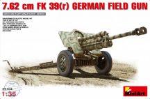 7,62 cm FK 39(r) German Field Gun