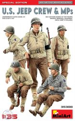 U.S. JEEP CREW & MPs. SPECIAL EDITION - 1/35