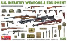 U.S. INFANTRY WEAPONS & EQUIPMENT - 1/35