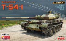 T-54-1 SOVIET MEDIUM TANK. INTERIOR KIT