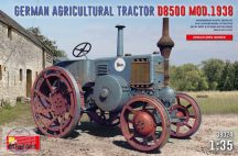 GERMAN AGRICULTURAL TRACTOR D8500 MOD. 1938 - 1/35