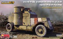 Austin Armoured Car 1918 Pattern , British Service, Western Front - Interior Kit - 1/35