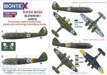 BLENHEIM I (FINLAND) - 1/72 - Airfix