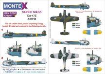 Do-17Z - 1/72 - Airfix