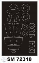 DH 100 VAMPIRE - 1/72 - Special Hobby