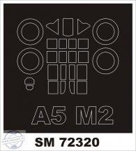 A5M-2B Claude - 1/72 - Clear Prop