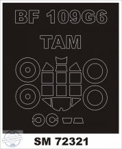 Bf 109G-6 - 1/72 - Tamiya