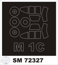 MRAZ M-1C - 1/72 - KP