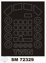 TWIN PIONEER - 1/72 - Valom