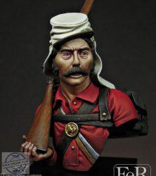 1st Minnesota, the Lincoln Guards First Mannassas, 1861 - 1/16