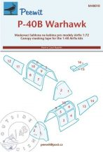 P-40B Warhawk - 1/48 - Airfix (inside-outside)