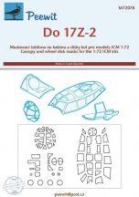 Dornier Do 17z-2 - 1/72 - ICM
