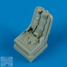 Me 262A seat with seatbelts - 1/32