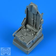 F-100 Super Sabre ejection seat with safety belts - 1/32