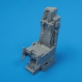 F-16A/C ejection seat with safety belts - 1/48
