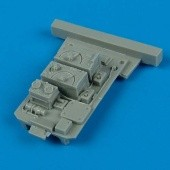 Fi 156 Storch radio equipment - 1/48 - Tamiya