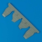 SB2C Helldiver air scoops - Accurate miniatures