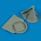 Su 22M-4 exhaust & air intake covers