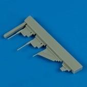 Su-24M Fencer  Antennas - Trumpeter