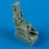 F-104C/J Startfighter ejection seat with safety belts