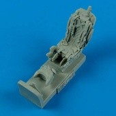 MiG-21PFM/MF/BIS/SMT ejection seat with safety belts - 1/48