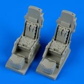 RA-5C Vigilante ejection seats