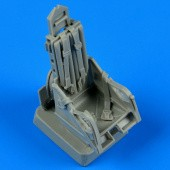 MiG-15 ejection seat with safety belts - 1/48