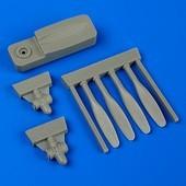 C-45 propellers w/tool