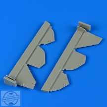 Defiant MK.I undercarriage covers - 1/48 - Airfix