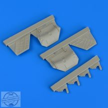 F/A-22A Raptor undercarriage covers