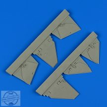 Defiant Mk.I undercarriage covers - 1/48 - Trumpeter