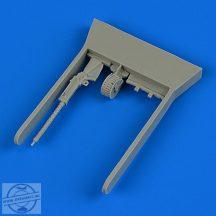 Parabellum LMG-14/17 WWI aircraft gun