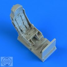 J-29 Tunnan seats with safety belts - 1/48