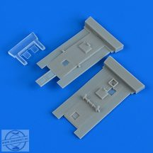 Bristol Beaufighter cockpit's doors - 1/48 - Revell