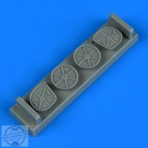 A-37 Dragonfly FOD covers - 1/48 - Trumpeter